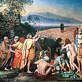 Christ Appears by Granger