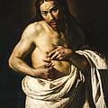 Christ Displaying His Wounds by Giacomo Galli