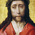 Christ In Crown Of Thorns by Granger