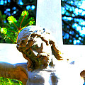 Christ In Spring by Susan Riedl
