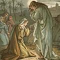 Christ In The Garden Of Gethsemane by John Lawson