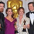 Christian Bale, Natalie Portman by Everett