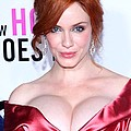 Christina Hendricks At Arrivals For I by Everett