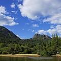 Christina Lake - North End Of The Lake by John Greaves