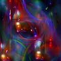 Christmas Abstract 112711 by David Lane
