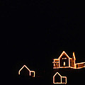 Christmas At The Nubble by Skip Willits
