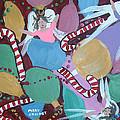 Christmas Bulbs by Mary Crochet