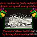 Christmas Card by Randy Harris
