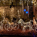 Christmas Carriages by DigiArt Diaries by Vicky B Fuller