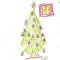 Christmas Dreams by Alida Cardo