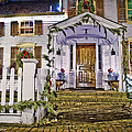 Christmas On Main Street by Vicki Jauron