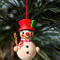 Christmas Tree Decoration by Nicole Couture-Lord