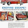 Chrysler Ad, 1959 by Granger