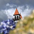 Church At Furnas by Gaspar Avila