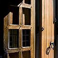 Church Door by Jeffrey Auger