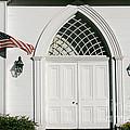 Church Doors by Susan  Lipschutz