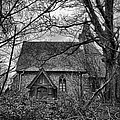 Church In The Woods by Dave Godden