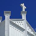 Church Key West Florida by Bob Christopher