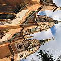Church by Odon Czintos