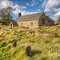 Church Of Celynnin by Adrian Evans