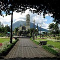 Church Of San Juan Bosco by Keith Stokes