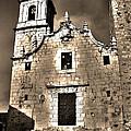 Church Of The Virgen De La Ermitana - Peniscola  by Juergen Weiss