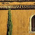 Church. Provence by Bernard Jaubert