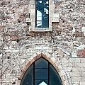 Church Windows by Shirley Mitchell