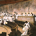 Cicero In Senate by Granger