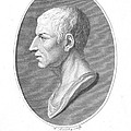 Cicero, Roman Philosopher by Photo Researchers