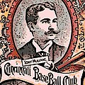 Cincinnati Baseball by George Pedro