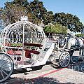 Cinderella Carriage by Carol Ailles
