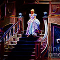 Cinderella Enters The Ball by Darleen Stry