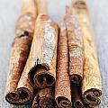 Cinnamon Sticks by Elena Elisseeva