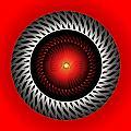 Circle Study No. 306 by Alan Bennington