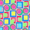 Circles And Squares by Louisa Knight