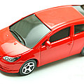 Citroen C4 Model Car by Gaspar Avila