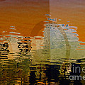 City Abstract by Elaine Manley
