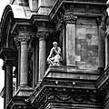 City Hall Edifice - Philadelphia by Bill Cannon