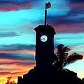City Hall In Deerfield Beach Florida by Jeffrey Graves