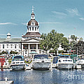 City Hall Kingston Ontario Canada by Peggy Holcroft