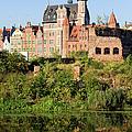 City Of Gdansk by Artur Bogacki