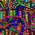 City Of Life by Karen Elzinga