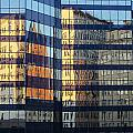 City Reflections 2 by Anita Burgermeister