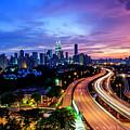 Cityscape Of Kuala Lumpur by by Arief Rasa