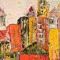 Cityscape by Regina Thomas