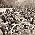 Civil War: Artillery, 1862 by Granger