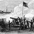 Civil War Battery by Granger