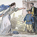 Civil War Cartoon by Granger