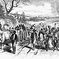 Civil War: Freedmen, 1863 by Granger